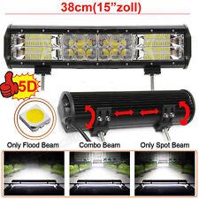 360W 5D LED Arbeitsscheinwerfer Offroad Scheinwerfer Traktor Bagger SUV 12V 24V