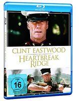 Heartbreak Ridge - Uncut [Blu-ray](NEU&OVP) von und mit Clint Eastwood