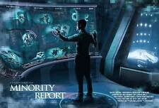 Kevin Wilson - Minority Report - Steven Spielberg - Signed & Numbered