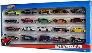 Hot Wheels Diecast 20 Car pack