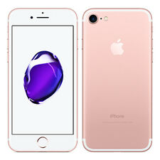 Brand New Apple iPhone 7 128GB Factory Unlocked-Rose Gold 1 Year Apple Warranty