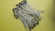 20 x 12cm 120mm 5inch Long Pre Waxed Wicks for Candle Making with Sustainers