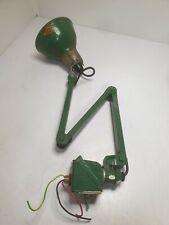 Vintage EDL desk Lamp Adjustable Light