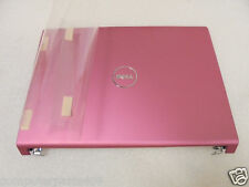 NEW Dell Studio 1535/1536/1537 15.4 in Pink Top Cover Lid W/Hinges/Antenna N472H