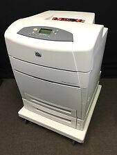 HP Color LaserJet 5550DTN 5550 Laser Printer - COMPLETELY REMANUFACTURED