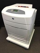 HP Color LaserJet 5550DTN 5550 Laser Printer - COMPLETELY REMANUFACTURED