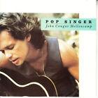 "JOHN COUGAR MELLENCAMP Pop Singer PICTURE SLEEVE 7"" 45 record + juke box strip"