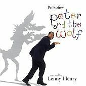 Prokofiev - Peter and the Wolf with Lenny Henry., , Very Good