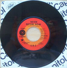 Scarce SRC Michigan Psych - My Fortune's Coming True & Never Before Now Promo