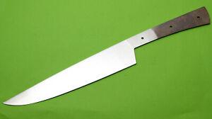 5699 Küchenmesser Chefmesser 160 Rohling  Messerklinge sehr flache Form