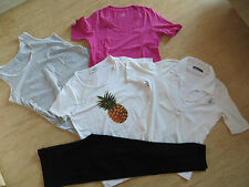 Markenpaket Gr.42 Gr.L Benotti Kapalua Betty Barclay C&A T-Shirts Leggings 5x