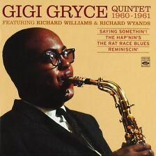 GIGI GRYCE QUINTET, FEAT. RICHARD WILLIAMS & RICHARD WYANDS 1960-1961