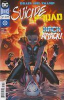 SUICIDE SQUAD #37 DC COMICS 1ST PRINT COVER A