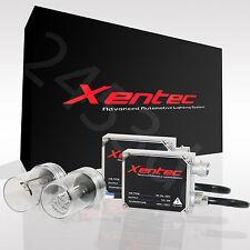 55Watt Xentec 8k Xenon HID FOG LIGHT Kit H16 5202 2504 8000K Blue Conversion 55W