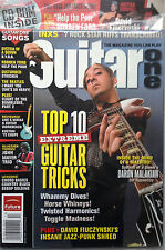 Guitar One Magazine Holiday 2005 System Of A Down Daron Malakian With Cd-Rom