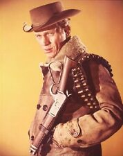 STEVE MCQUEEN AS JOSH RANDALL FROM WANTED: D 8X10 PHOTO