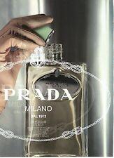 PUBLICITE ADVERTISING 2007  PRADA parfum infusion d'Iris                  240412