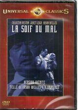 21327 //LA SOIF DU MAL CHARLTON HESTON/ORSON WELLES DVD NEUF
