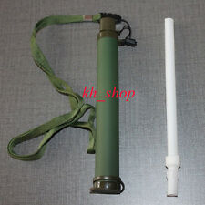 Portable Army Soldier Water Filter Purifier Hiking Camping Survival Emergency