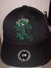 EUGENE EMERALDS BASEBALL HAT Bigfoot Sasquatch Adjustable Adult NWT Size S/M