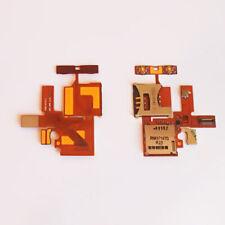 Genuine Sony Ericsson W380i SIM + microSD card slot reader flex Brand New