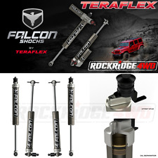 "Teraflex Jeep Wrangler JK 4-Door Falcon Series 2.1 Monotube Shocks w/ 1.5""-2"" Li"
