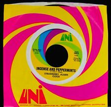 STRAWBERRY ALARM CLOCK ✦ Incense And Peppermints ✦ Near Mint Psych Rock 45~UNI