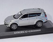 Citroën C-Crosser 2007, Silver metallic NOREV 1:43