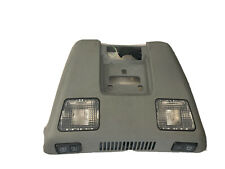 ⭐️90-02 Mercedes R129 SL500 SL320 SL600 Overhead Dome Light Lamp Dark Gray OEM✅