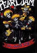 PEARL JAM Halloween 2015 Mariachi Shirt Rare Size XL