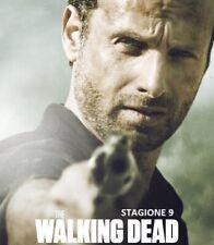 THE WALKING DEAD 9 - LA NONA STAGIONE COMPLETA (5 DVD) SERIE TV HORROR CULT