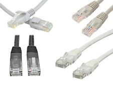 CABLE RED RJ45 CAT5E 0,50 1 1,50 2 3 5 7,50 10 15 20 30 50 metros - LAN ETHERNET