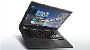 Lenovo ThinkPad T460 Laptop i5 6th Gen 2.4GHz 8GB RAM 256GB SSD HDMI