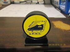 Achl Erie Golden Blades Vintage Defunct Hockey Puck