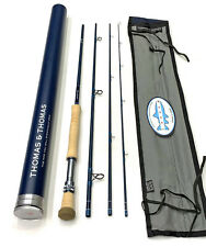 Thomas & Thomas Exocett 912-4 Fly Rod (12Wt- 9'- 4Pc) Excellent Cond