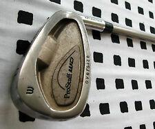 Wilson ProStaff WD Oversize Pitching Wedge, R Handed Graphite Shaft Golf Club