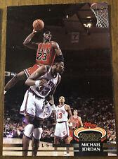 "MICHAEL JORDAN ""Last Dance"" 1992-93 Stadium Club Chicago Bulls TEAM SET NBA Cham"