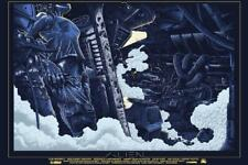Alien by AMMO 24x36 Screen Print Ltd x/300 Poster Art MINT Movie Mondo