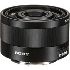 Sony Sonnar T* FE 35mm f/2.8 ZA Wide Angle Prime Lens - SEL35F28Z