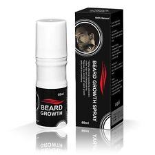 Beard Growth Spray® -  The Perfect Beard - 100 % Natural Formula Get all Girls..