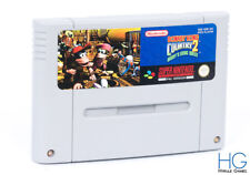 Donkey Kong Country 2: Diddy's Kong Quest - Super Nintendo SNES PAL