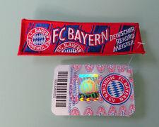 FC Bayern München - Aufnäher -  Motiv Nr. 1 - Rekord Meister