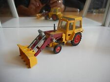 Corgi Toys Massey Ferguson MF50B Tractor in Yellow