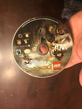 DISC ONLY LEGO The Lord of the Rings (Nintendo Wii, 2012)