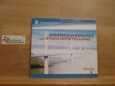 CD-Rom Dillinger Hütte Eisengewinnung und Stahlherstellung Dillinger Hütte :