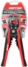 Adjustable Automatic Wire/Cable Cutter/Stripper Crimping/Crimper Plier Tool Pro