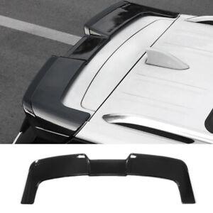 For Chevrolet Equinox 2018-21 Carbon Fiber Rear Spoiler Tail Trunk Lip Wing Bar