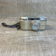 Pentax IQZoom 150SL 35mm Point & Shoot Film Camera Tested