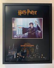 Daniel Radcliffe Harry Potter Hand Signed