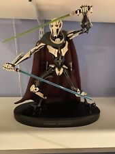 Star Wars General Grievous Attakus statue